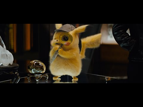 POKÉMON Detective Pikachu | Official Trailer #2 | HD | FR/NL | 2019