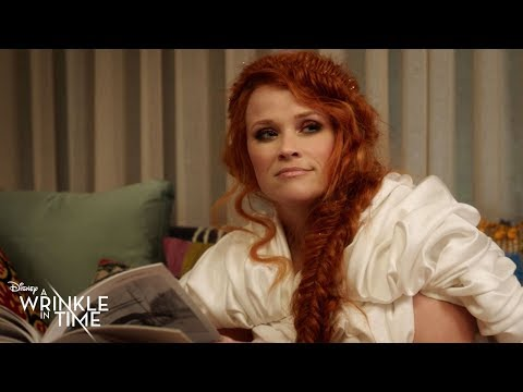 """Mrs. Whatsit"" Clip - A Wrinkle in Time"