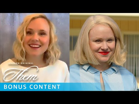 Becoming Betty with Alison Pill - THEM | Prime Video