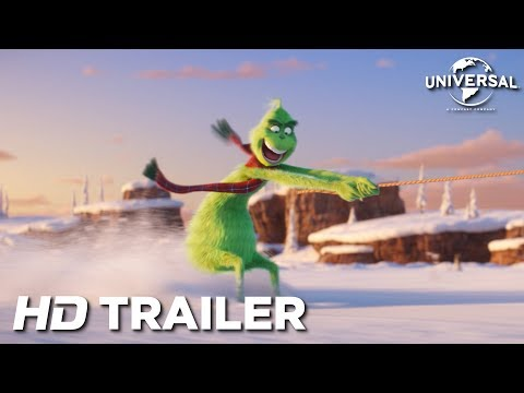 De Grinch - Officiële Trailer 2 (Universal Pictures) HD