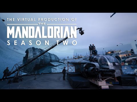 The Virtual Production of The Mandalorian, Season Two