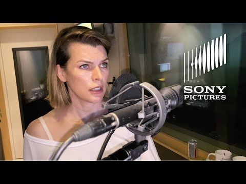 MONSTER HUNTER Vignette - Iceborne Crossover voiced by Milla Jovovich