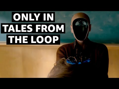 Tales From the Loop Echo Sphere, Robots, & Travel | Prime Video