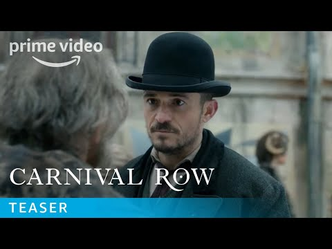 Carnival Row - Teaser: What Critics Are Saying | Prime Video