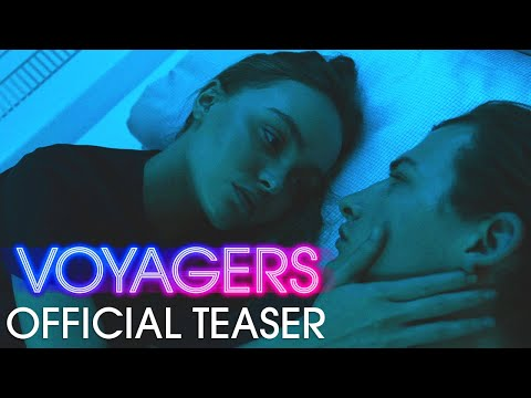 Voyagers (2021 Movie) Official Teaser – Tye Sheridan, Lily-Rose Depp