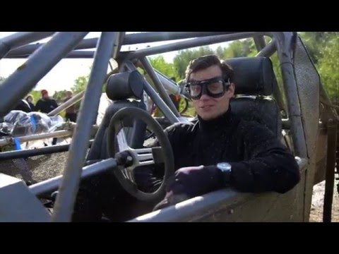 THE MAN FROM U.N.C.L.E. (2015) BLU-RAY EXTRAS: GUYS FROM U.N.C.L.E.