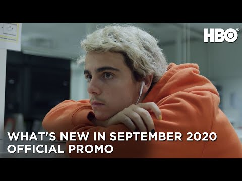 HBO: What's New in September 2020   HBO
