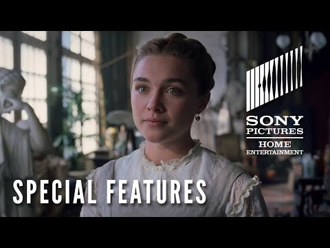 LITTLE WOMEN - Special Features Clip - A New Generation Of Little Women: Amy