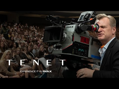 Tenet IMAX® Behind the Frame | Shot on IMAX Film