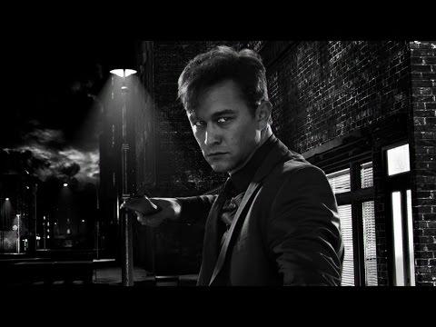 """Frank Miller's Sin City: A Dame to Kill For - """"Johnny Fight"""" Clip"""