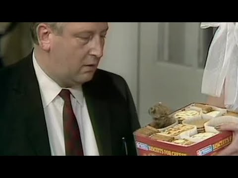 Would You Care for a Rat with Your Biscuits? | Fawlty Towers | BBC Studios
