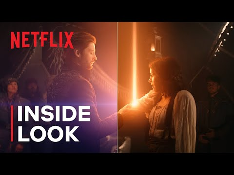 Shadow and Bone   Before and After VFX   Netflix