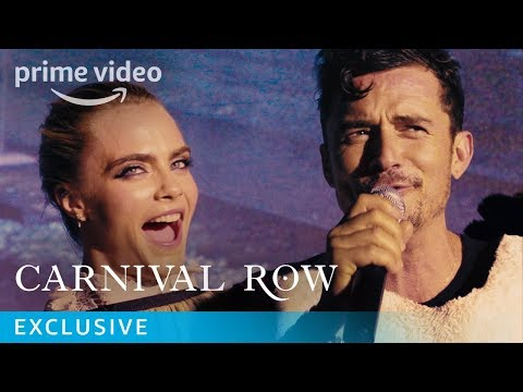 Carnival Row Cast Pull Off SDCC 2019 Cosplay Surprise | Prime Video