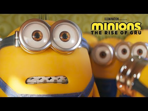Minions: The Rise of Gru | Get Ready | Illumination