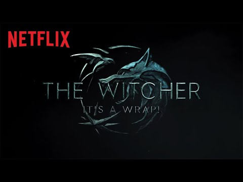 The Witcher   Season 2 Production Wrap: Behind The Scenes   Netflix