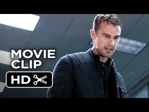 Insurgent Movie CLIP - Perfect Subject (2015) - Shailene Woodley, Theo James Movie HD