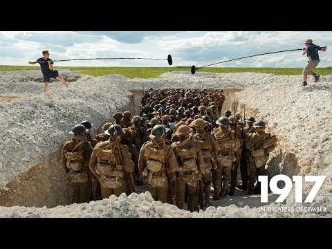 1917 - In Theaters December (Behind The Scenes Featurette) [HD]