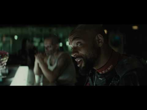 SUICIDE SQUAD Clip - We Almost Pulled It Off