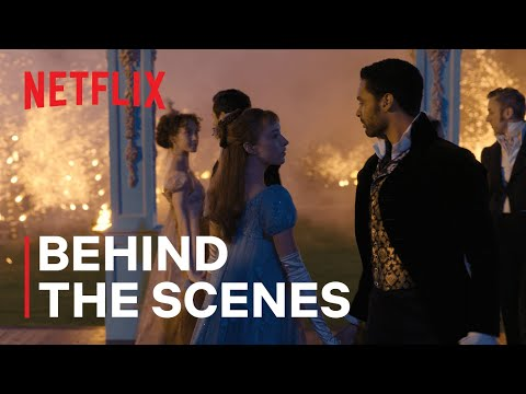 The Backdrop with Composer Kris Bowers | Bridgerton | Netflix