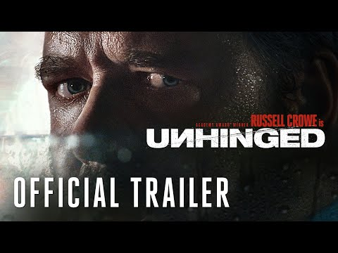 UNHINGED - Official Trailer Starring Russell Crowe (HD)