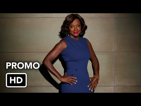 """How to Get Away with Murder Season 2 Promo """"Killer Will Be Revealed"""" (HD)"""