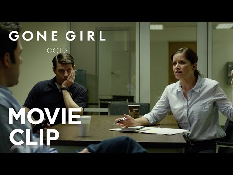 """Gone Girl   """"Should I Know My Wife's Blood Type?"""" Clip [HD]   20th Century FOX"""