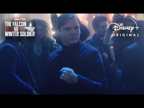 ONE HOUR DANCING ZEMO | Marvel Studios' The Falcon and The Winter Soldier | Disney+