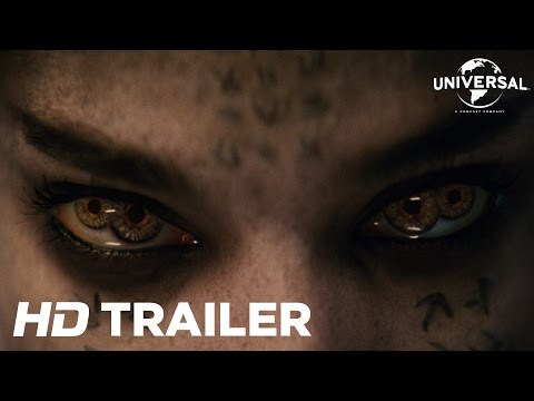 The Mummy Trailer 1 (Universal Pictures) HD