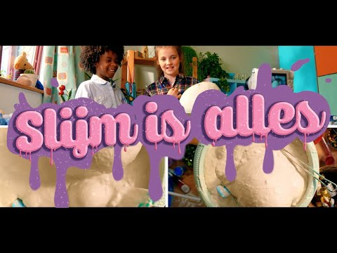SLIJM IS ALLES! - DE GROTE SLIJMFILM met BIBI [OFFICIAL MUSIC VIDEO]