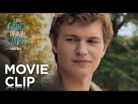 """The Fault in Our Stars   """"It's a Metaphor"""" Clip [HD]   20th Century FOX"""