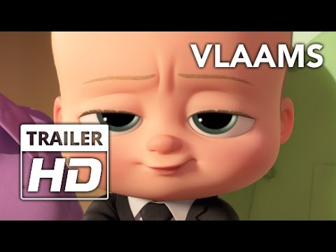 The Boss Baby | Official Trailer #1 | HD | Vlaams | 2017