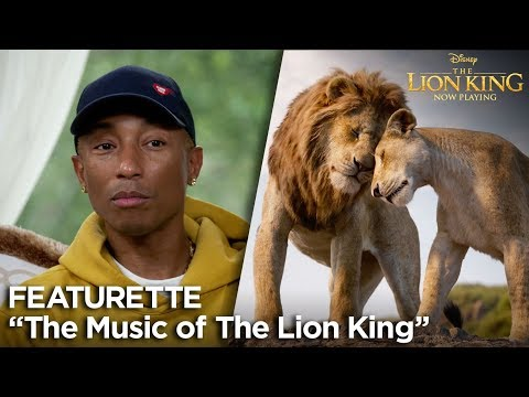 """""""The Music of The Lion King"""" Featurette 