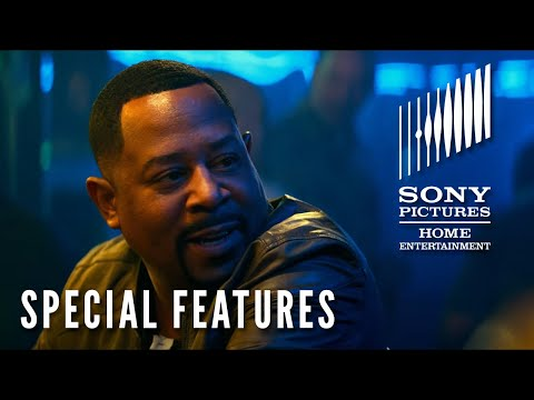 """BAD BOYS FOR LIFE – Special Features """"Will & Martin"""" (Now on Digital!)"""