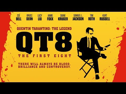 QT8 The First Eight | UK Trailer | 2019 | Quentin Tarantino
