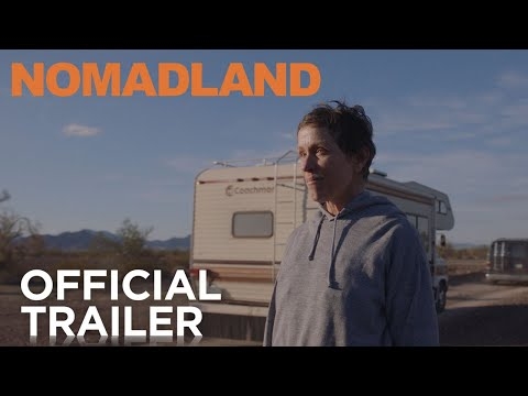 NOMADLAND | Official Trailer | Searchlight Pictures