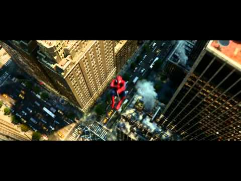 The Amazing Spider-Man 2: Spidey's Epic Free Fall (Clip) - At Cinemas April 16