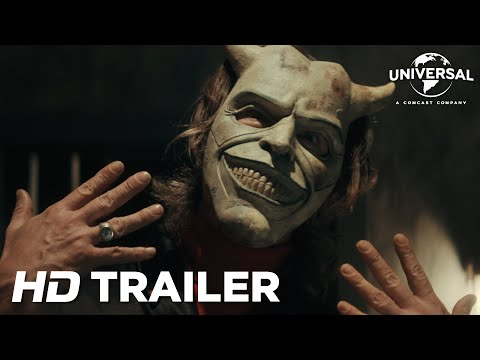 The Black Phone | Official Trailer (Universal Pictures) HD