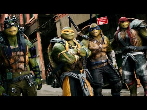 Teenage Mutant Ninja Turtles: Out of the Shadows | Trailer #1 | Paramount Pictures Belgium