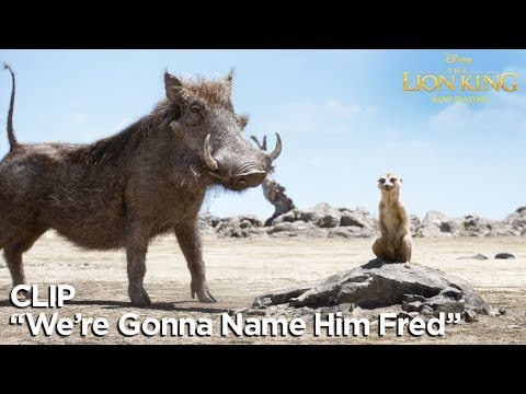 """""""We're Gonna Name Him Fred"""" Clip 