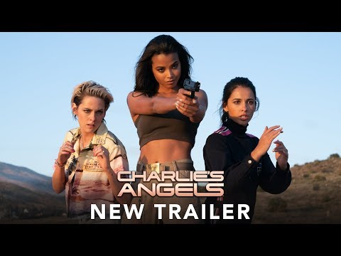 CHARLIE'S ANGELS: New Trailer