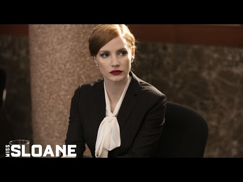 Miss Sloane | Clip - The Cause [HD]