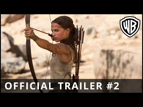 Tomb Raider | Official Teaser Trailer #2 | HD | NL/FR | 2018