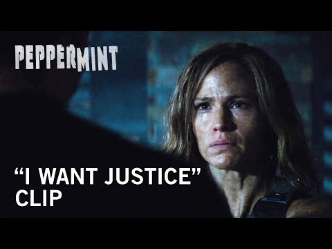 "Peppermint | ""I Want Justice"" Clip 