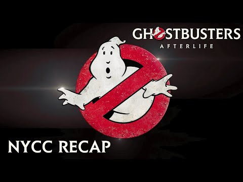 Ghostbusters: Afterlife NYCC Recap