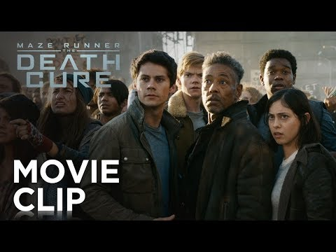 """The Maze Runner: The Death Cure   """"The Wall"""" Clip   HD   2018"""