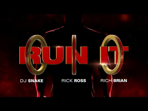 Run It - DJ Snake, Rick Ross, Rich Brian   Marvel Studios' Shang-Chi and the Legend of the Ten Rings