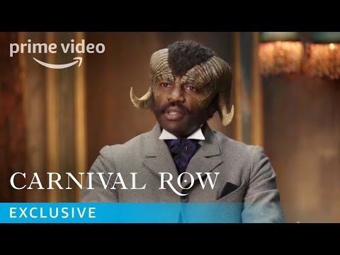 Inside the Steampunk Costume Design of Carnival Row | Prime Video