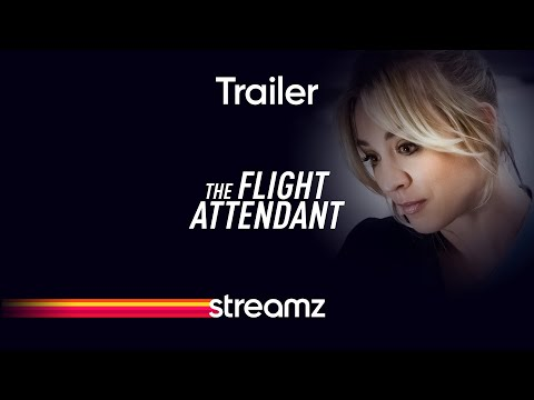 The Flight Attendent | Streamz | HBO Max | Serie | Trailer