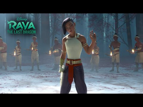 Bring on the Heat | Raya and the Last Dragon
