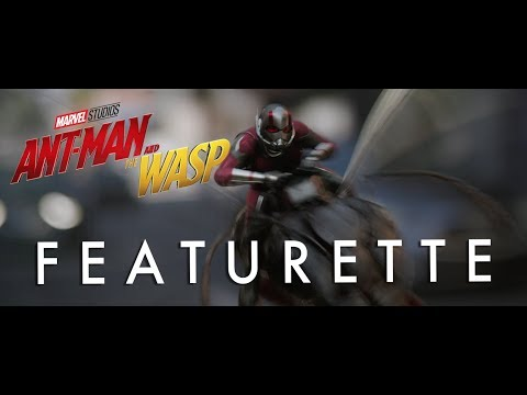 """Marvel Studios' Ant-Man and The Wasp   """"Powers"""" Featurette"""
